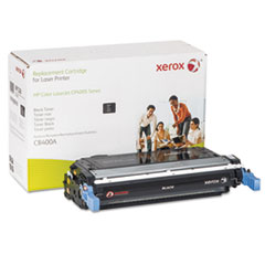 6R1326 (CB400A) Compatible Remanufactured Toner, 11300 Page-Yield, Black