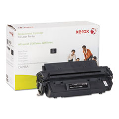 6R928 (C4096A) Compatible Remanufactured Toner, 6400 Page-Yield, Black
