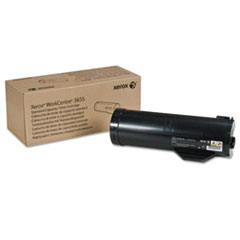 106R02736 Toner, 6100 Page-Yield, Black