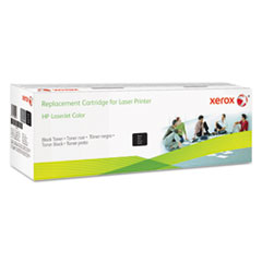 6R3180 (CF210A) Compatible Remanufactured Toner, 1600 Page-Yield, Black