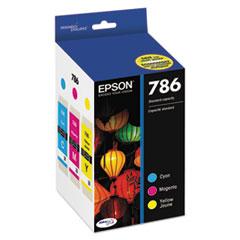 T786520 (786) DURABrite Ultra Ink, Cyan/Magenta/Yellow