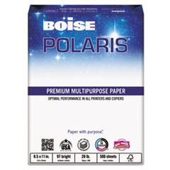 Boise POLARIS Premium Multipurpose Paper 8 1//2 x 14 20lb White 5000//CT POL8514