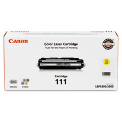 1657B001 (111) Toner, Yellow