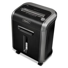 Powershred 79Ci 100% Jam Proof Medium-Duty Cross-Cut Shredder, 16 Sheet Capacity FEL3227901