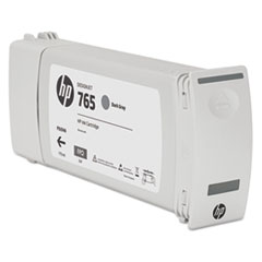 HP 765, (F9J54A) Dark Gray Original Ink Cartridge