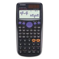 FX-300ESPLUS Scientific Calculator, 10-Digit, Natural Textbook Display, LCD