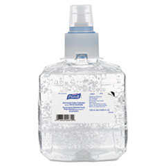 Advanced Green Certified Hand Sanitizer Refill, 1200mL, FragFree, 2/Carton GOJ190302CT