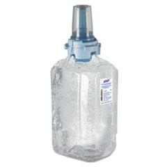 Advanced Green Certified Hand Sanitizer Gel Refill, 1200mL, FragFree, 3/Carton GOJ880303CT
