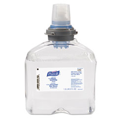 Advanced TFX Foam Instant Hand Sanitizer Refill, 1200mL, White GOJ539202EA