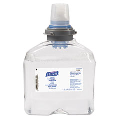 Advanced TFX Foam Instant Hand Sanitizer Refill, 1200mL, White GOJ539202CT