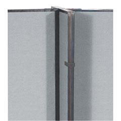 GreatDivide Wall System Optional Ganging Device, Black, 2/Set BLT56345