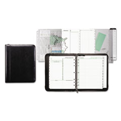 Aristo Bonded Leather Starter Set, 8 1/2 x 11, Black