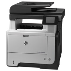 LaserJet Pro M521dn Multifunction Laser Printer, Copy/Fax/Print/Scan