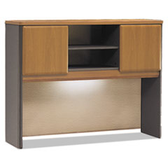 Series A Collection 48W Hutch, Natural Cherry