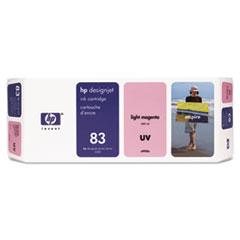HP 83,(C4945A) UV Light Magenta Ink Cartridge