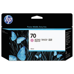 HP 70, (C9455A) Light Magenta Original Ink Cartridge