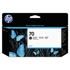 HP 70, (C9448A) Matte Black Original Ink Cartridge