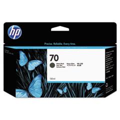 HP 70, (C9448A) Matte Black Original Ink Cartridge