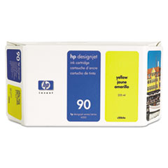 HP 90, (C5064A) Yellow Original Ink Cartridge