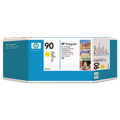 HP 90, (C5065A) Yellow Original Ink Cartridge
