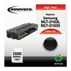 Remanufactured MLT-D103L High-Yield Toner, Black