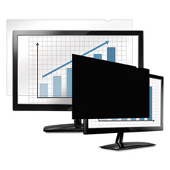 "PrivaScreen Blackout Privacy Filter for 18.5"" Widescreen LCD, 16:9"