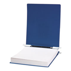 Hanging Data Binder With ACCOHIDE Cover, 11 x 8-1/2, Blue