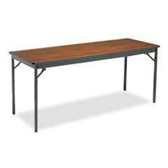 SPECIAL SIZE FOLDING TABLE, RECTANGULAR, 72W X 24D X 30H,