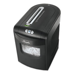 EM07-06 Micro-Cut Jam Free Shredder, 7 Sheets, 1-2 Users SWI1757395