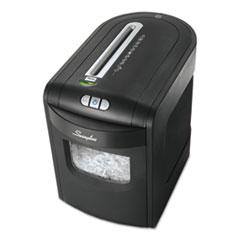 EX10-06 Cross-Cut Jam Free Shredder, 10 Sheets, 1-2 Users