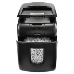 Stack-and-Shred 100X Auto Feed Shredder, Super Cross-Cut, 100 Sheets, 1-2 Users SWI1757571