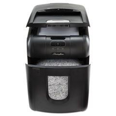 Stack-and-Shred 130M Auto Feed Micro-Cut Shredder, 130 Sheet Capacity