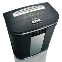 SX16-08 Light-Duty Cross-Cut Shredder, 16 Sheet Capacity SWI1758495