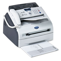 intelliFAX-2820 Laser Fax Machine, Copy/Fax/Print
