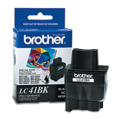 LC41BK Ink, Black