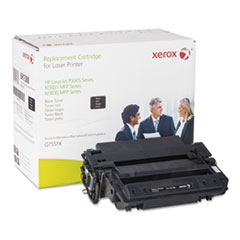 6R1388 (Q7551X) Compatible Remanufactured High-Yield Toner, 14700 Page-Yield, Black