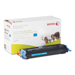 6R1411 (Q6001A) Compatible Remanufactured Toner, 2400 Page-Yield, Cyan