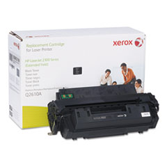 006R03199 Replacement Extended-Yield Toner for Q2610A (10A), Black