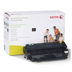 6R3200 (Q2613X) Compatible Remanufactured Extended Yield Toner, 8000 Page-Yield, Black