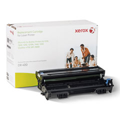 6R1422 (DR-400) Compatible Remanufactured Drum Unit, 20000 Page-Yield, Black