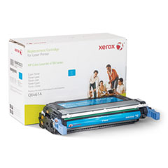 006R03023 Replacement Toner for Q6461A (644A), Cyan