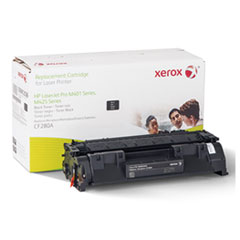 006R03026 Remanufactured CF280A (80A) Toner, 2700 Page-Yield, Black