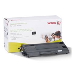 106R2323 (TN-360) Compatible Remanufactured Toner, 2600 Page-Yield, Black