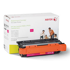 106R2218 (CE263A) Compatible Remanufactured Toner, 12700 Page-Yield, Magenta