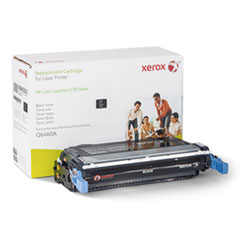 6R3022 (Q6460A) Compatible Remanufactured Toner, 12000 Page-Yield, Black