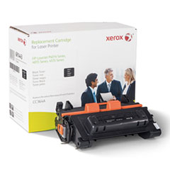 6R1443 (CC364A) Compatible Remanufactured Toner, 11700 Page-Yield, Black