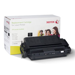 106R2142 (CE3909A) Compatible Remanufactured Extended Yield Toner, 25800 Page-Yield, Black