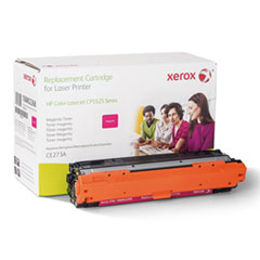 106R2268 (CE273A) Compatible Remanufactured Toner, 15000 Page-Yield, Magenta