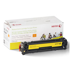 006R01441 Replacement Toner for CB542A (125A), 1400 Page-Yield, Yellow