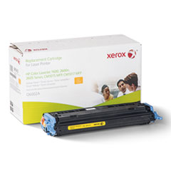 006R01413 Replacement Toner for Q6002A (124A), Yellow